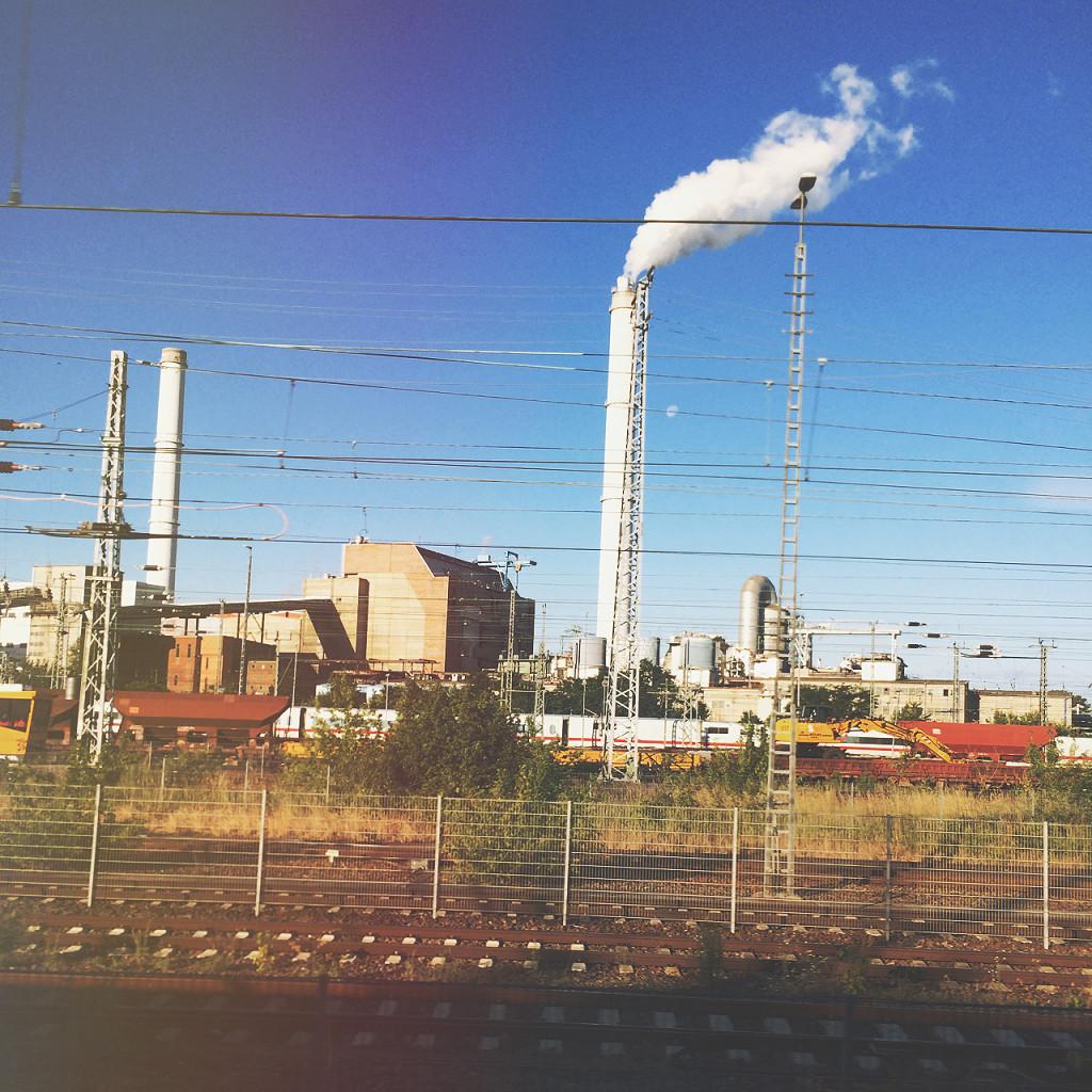 Kraftwerk Klingenberg Rummelsburg